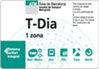 t-dia ticket