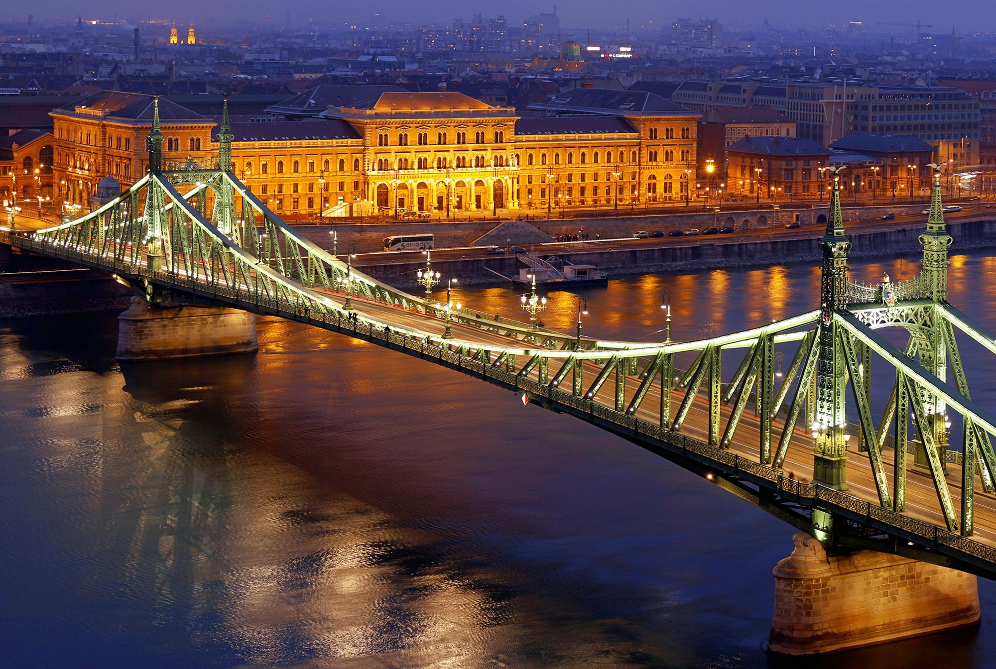 мост свободы будапешт маршрут