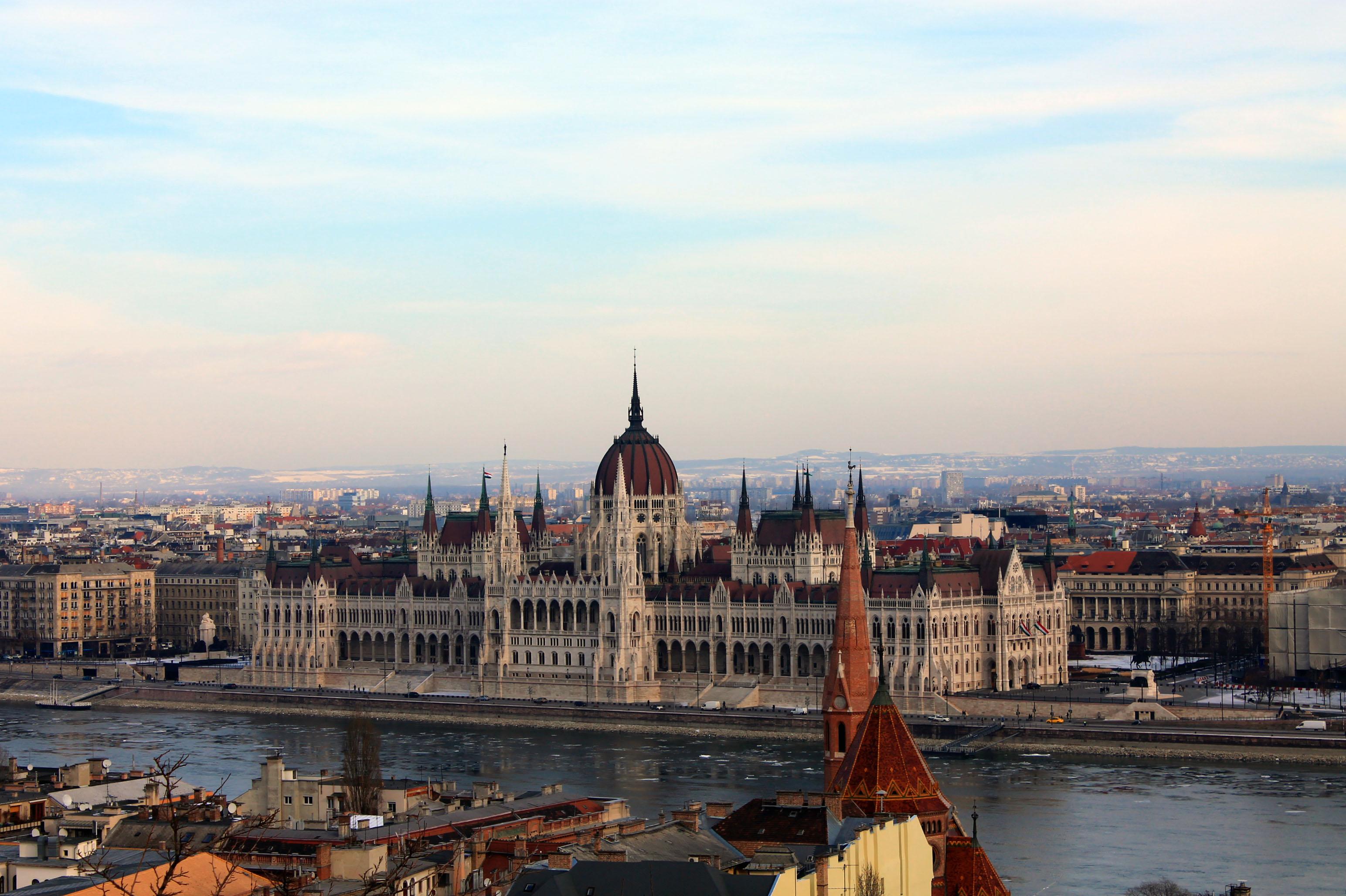 парламент венгрии маршрут по будапешту