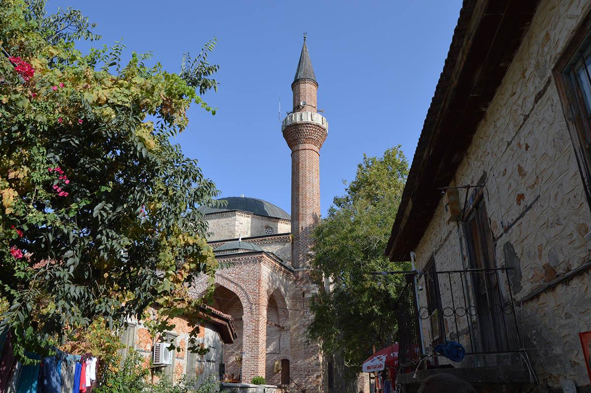 аланья мечеть
