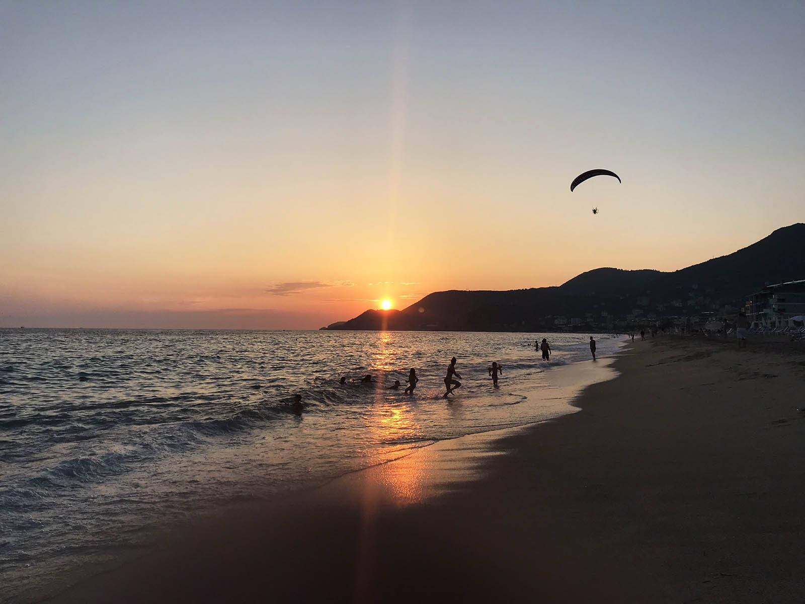 алания пляж клеопатра