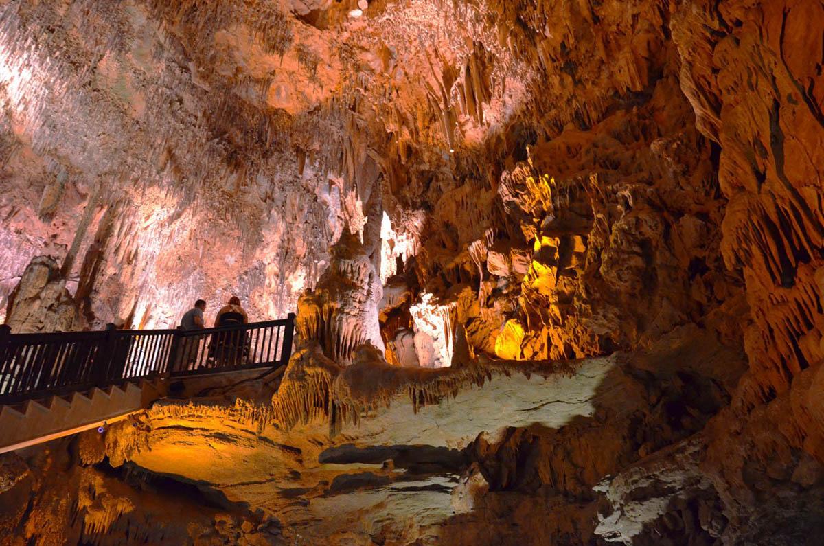аланья пещера дамлаташ