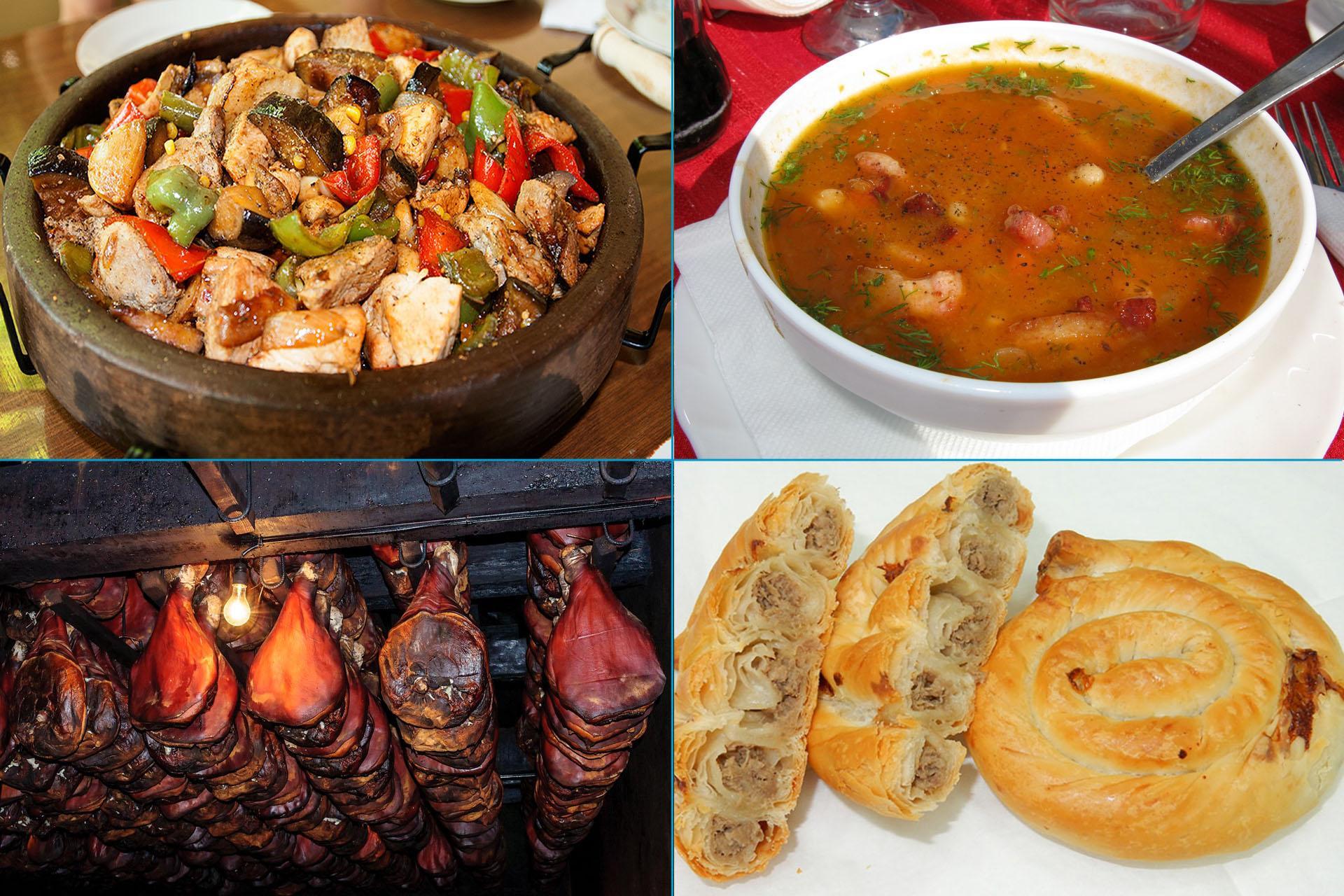 черногорская кухня рецепты с фото