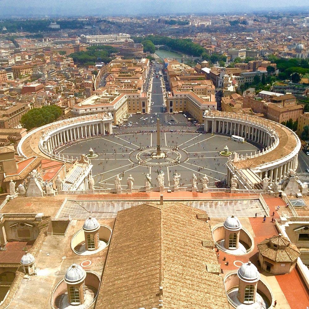 формы, цвета картинка карты италии рима и ватикана суфле